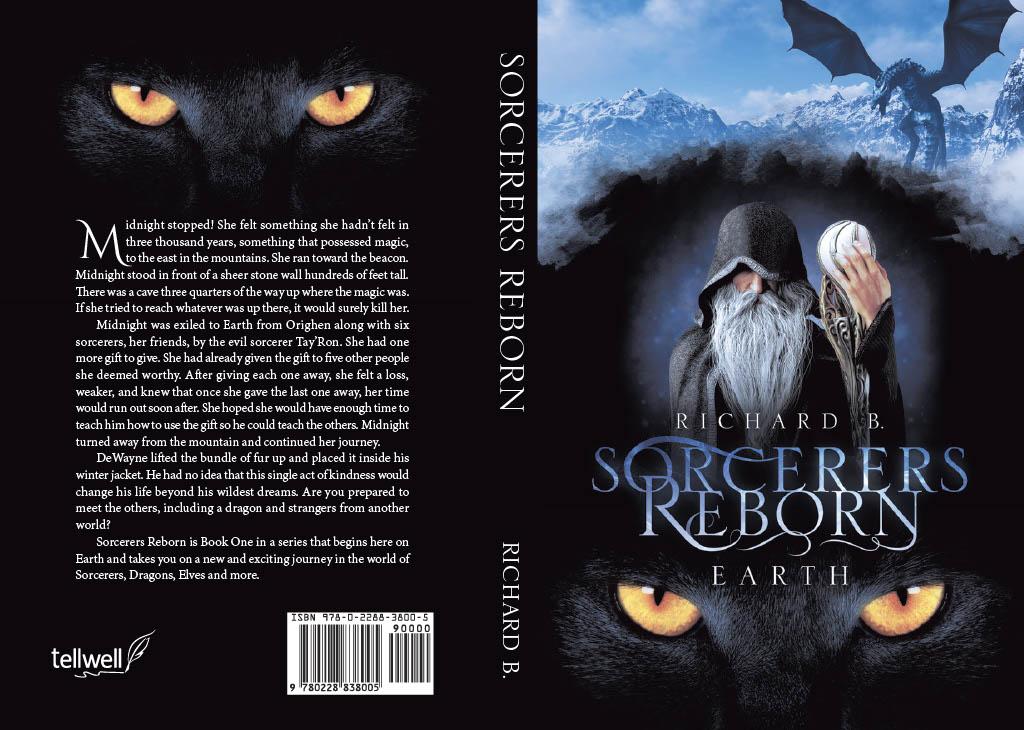 Sorcerers Reborn Cover.